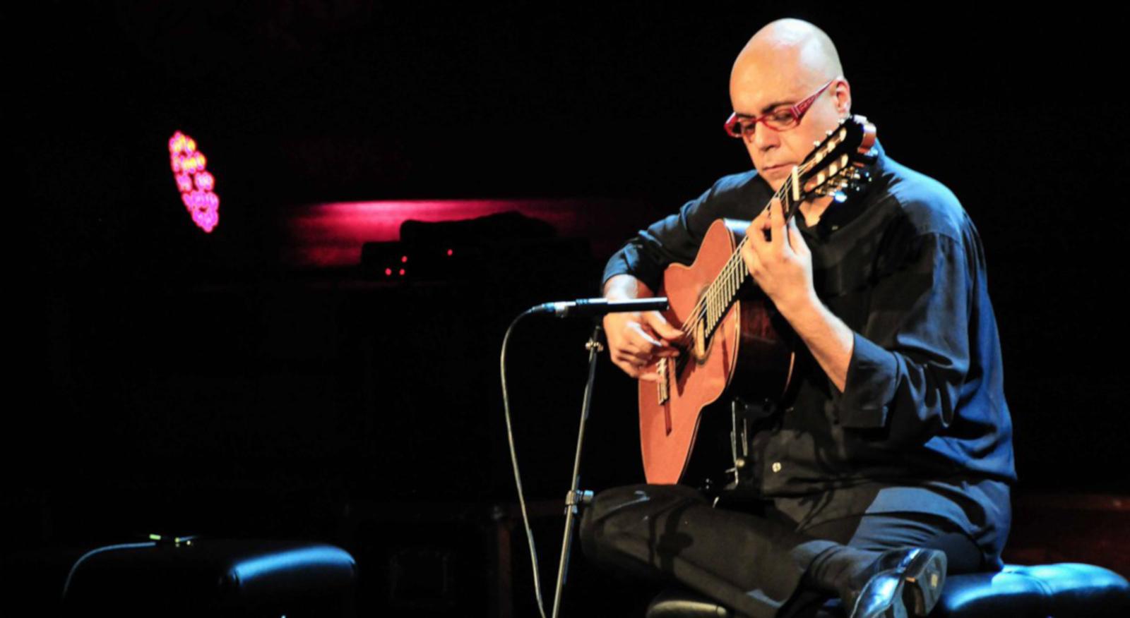 Destacado guitarrista de flamenco jazz