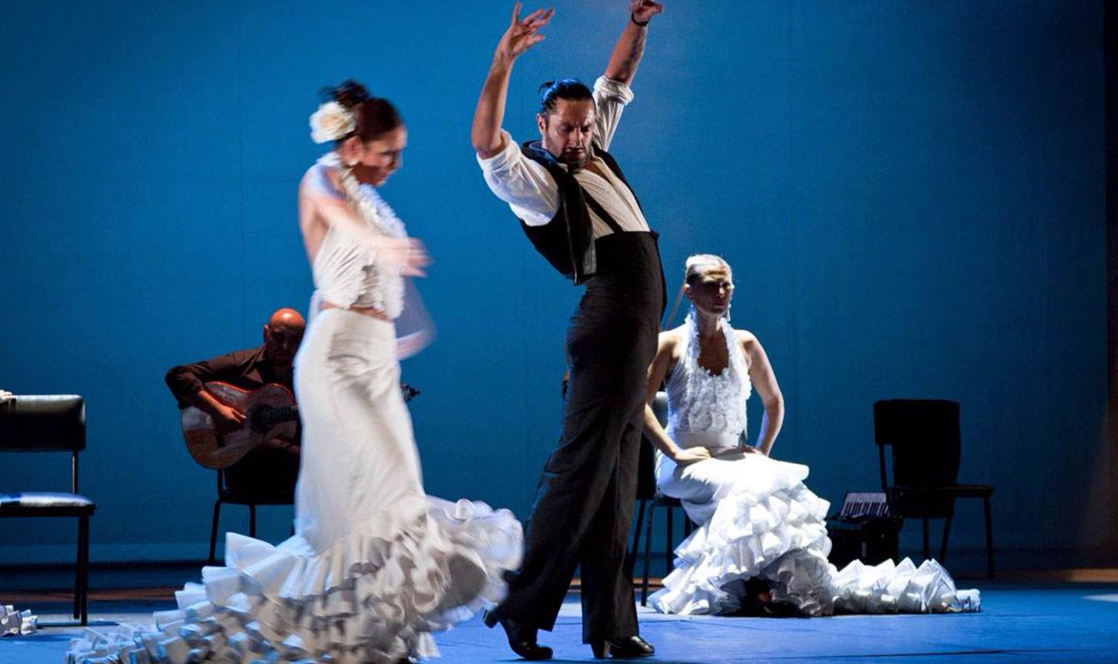 Barcelona flamenco y Rafael Amargo