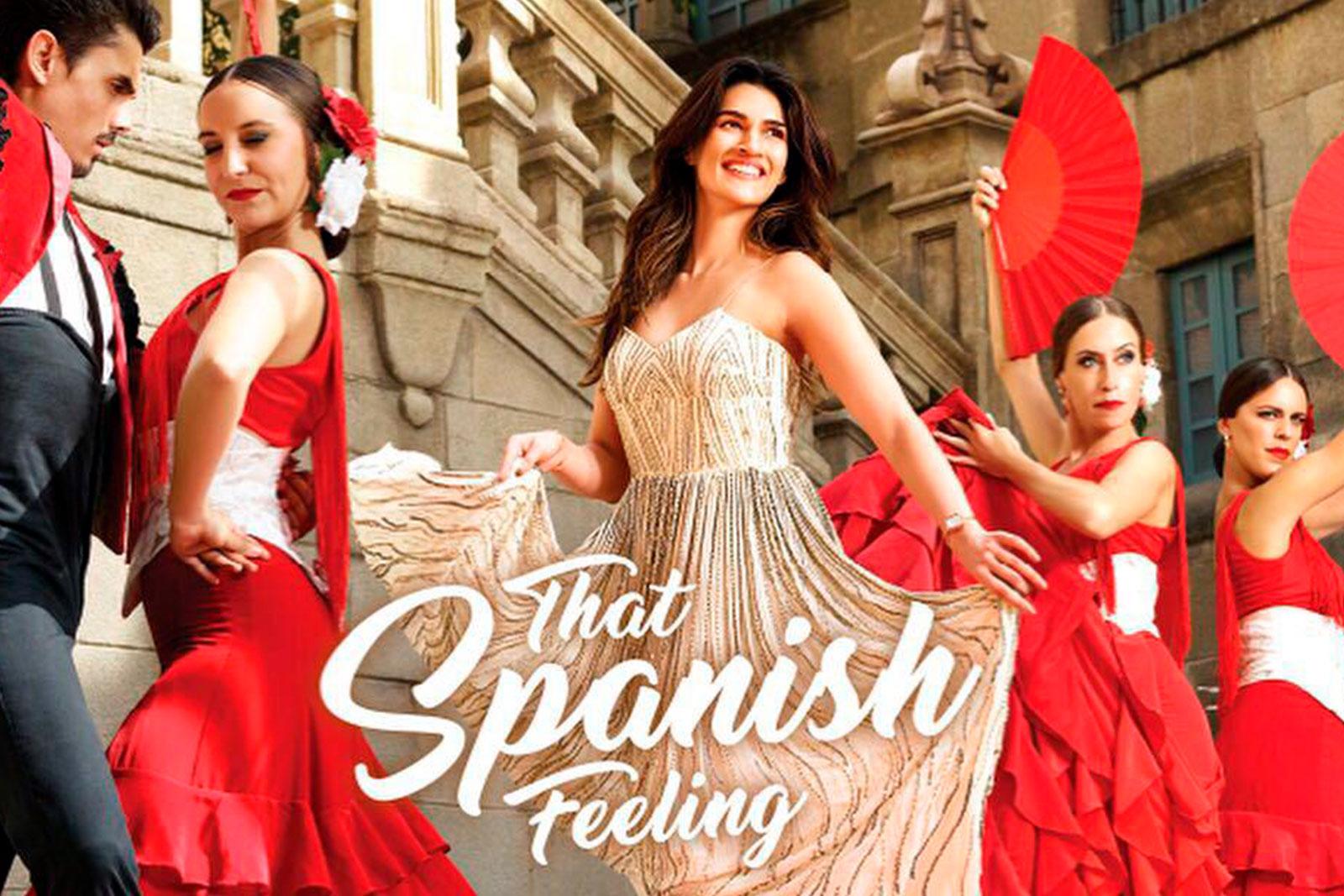 The Spanish feeling