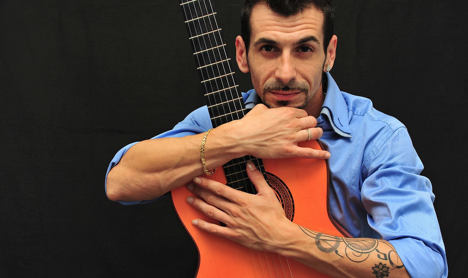 Guitarra flamenca de Jesús