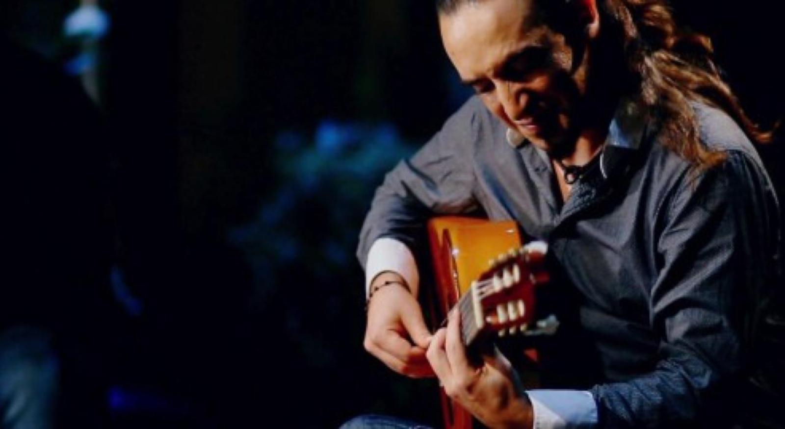 Flamenco Spirit Guitar