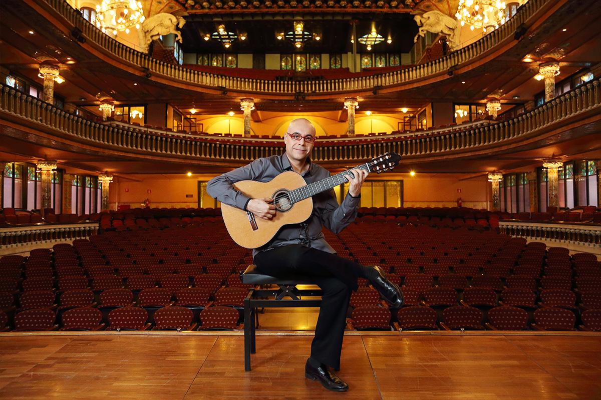 La Guitarra Española de Luís