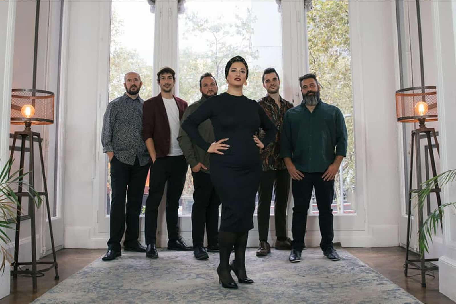 Akeré flamenco latin jazz