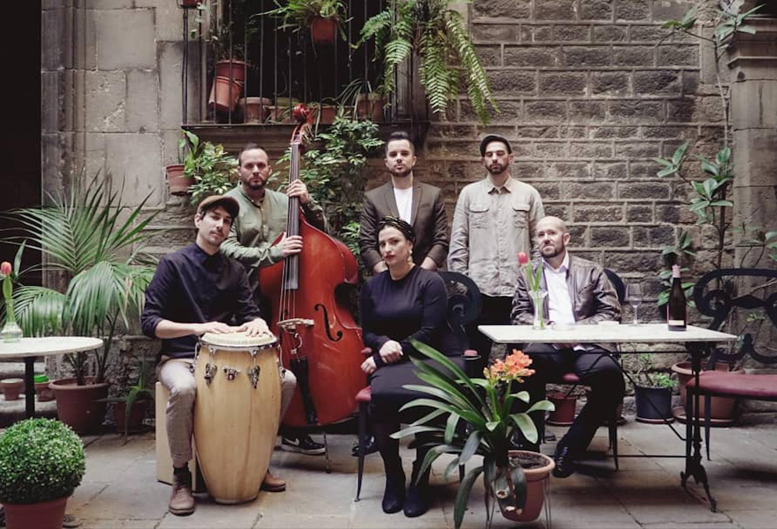 Flamenco Latin Jazz for weddings