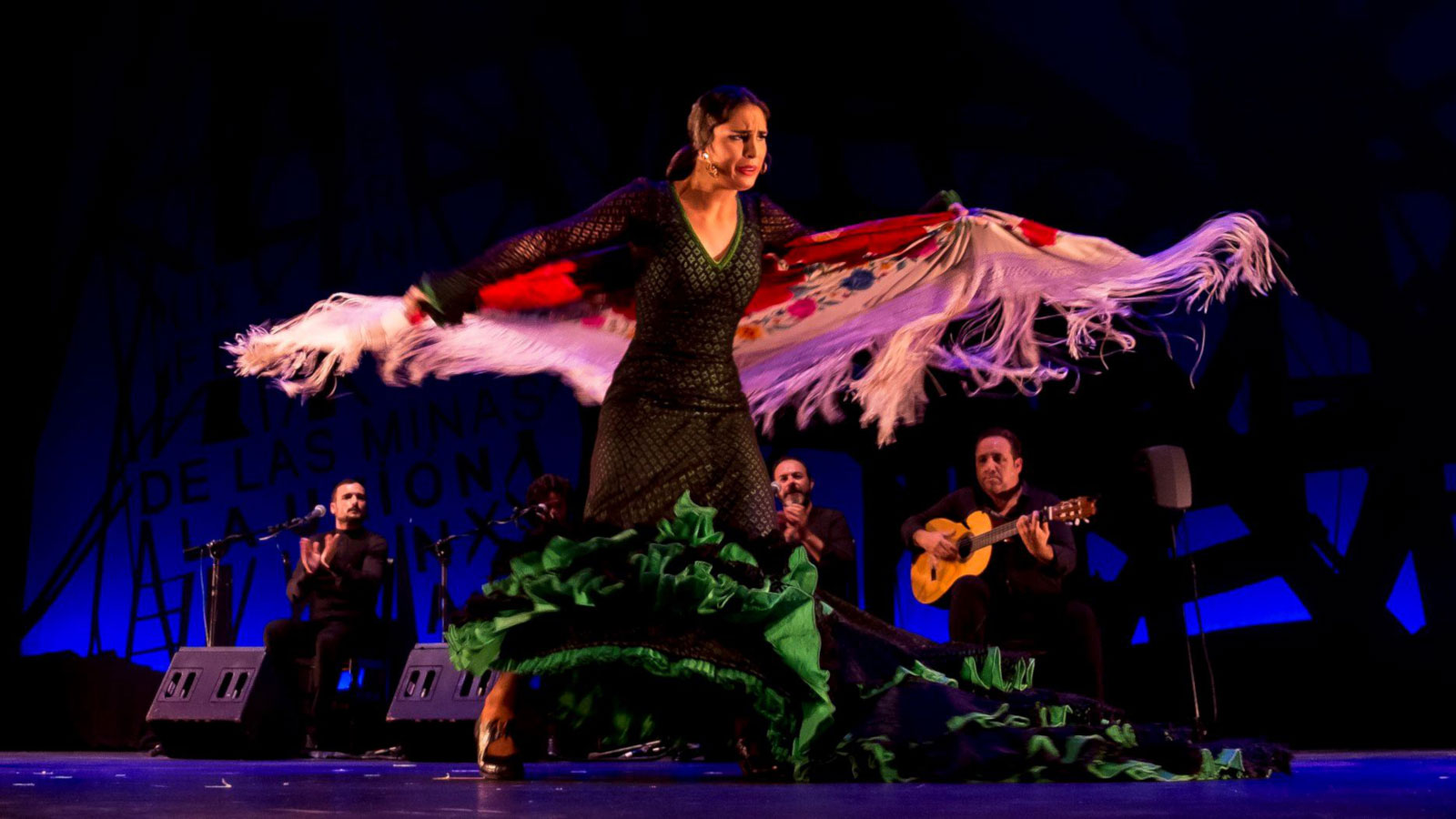Hire Flamenco group for events