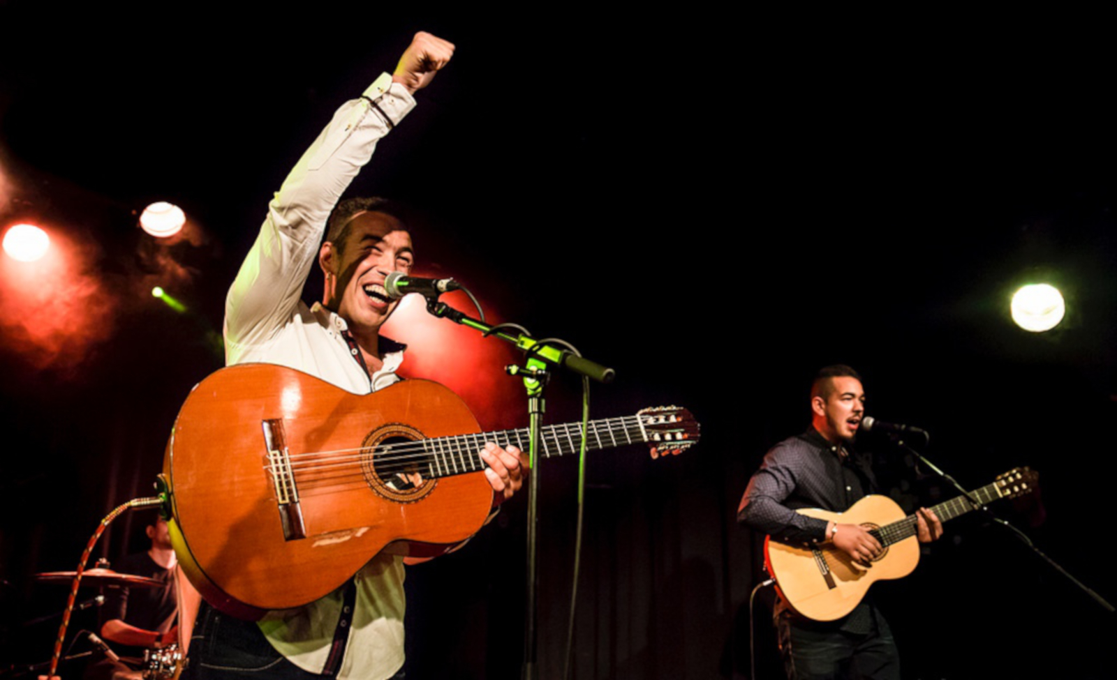 Book Rumba Catalana and Flamenco for your event