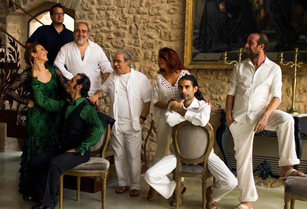 World Music Flamenco Chill para eventos