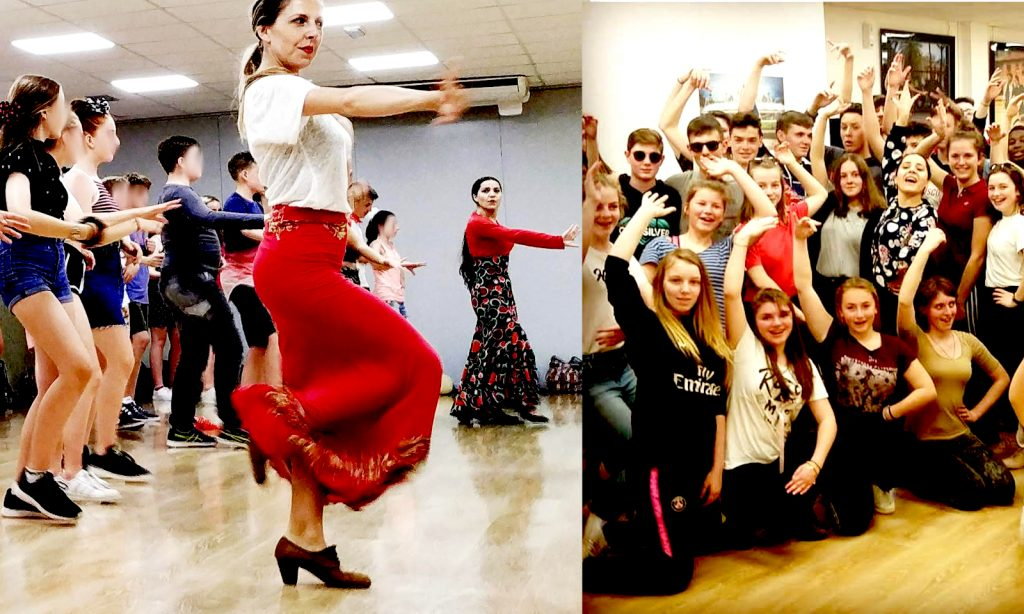 Flamenco Team Building for Schools and Institutes in Barcelona
