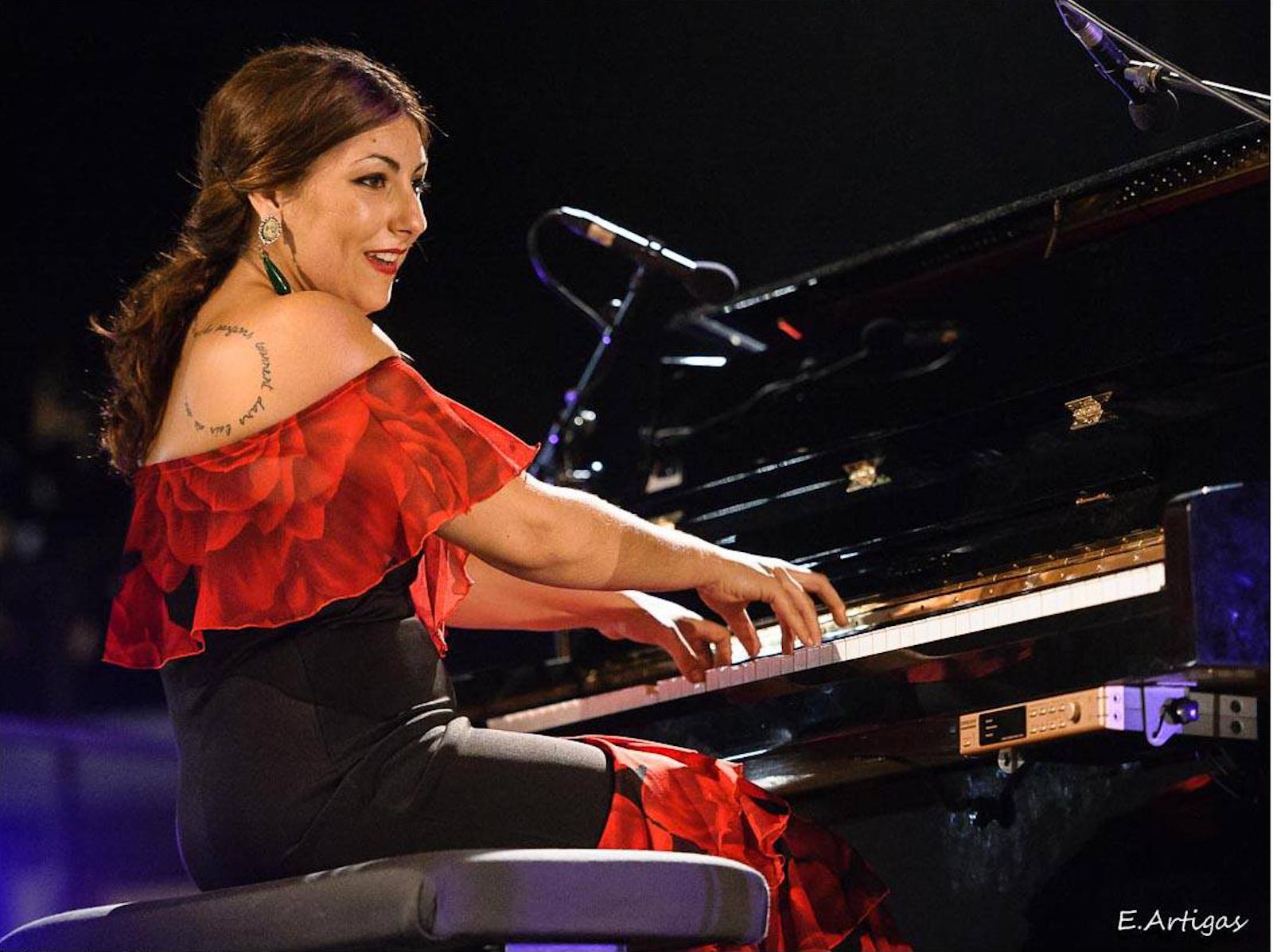 Pianista de flamenco