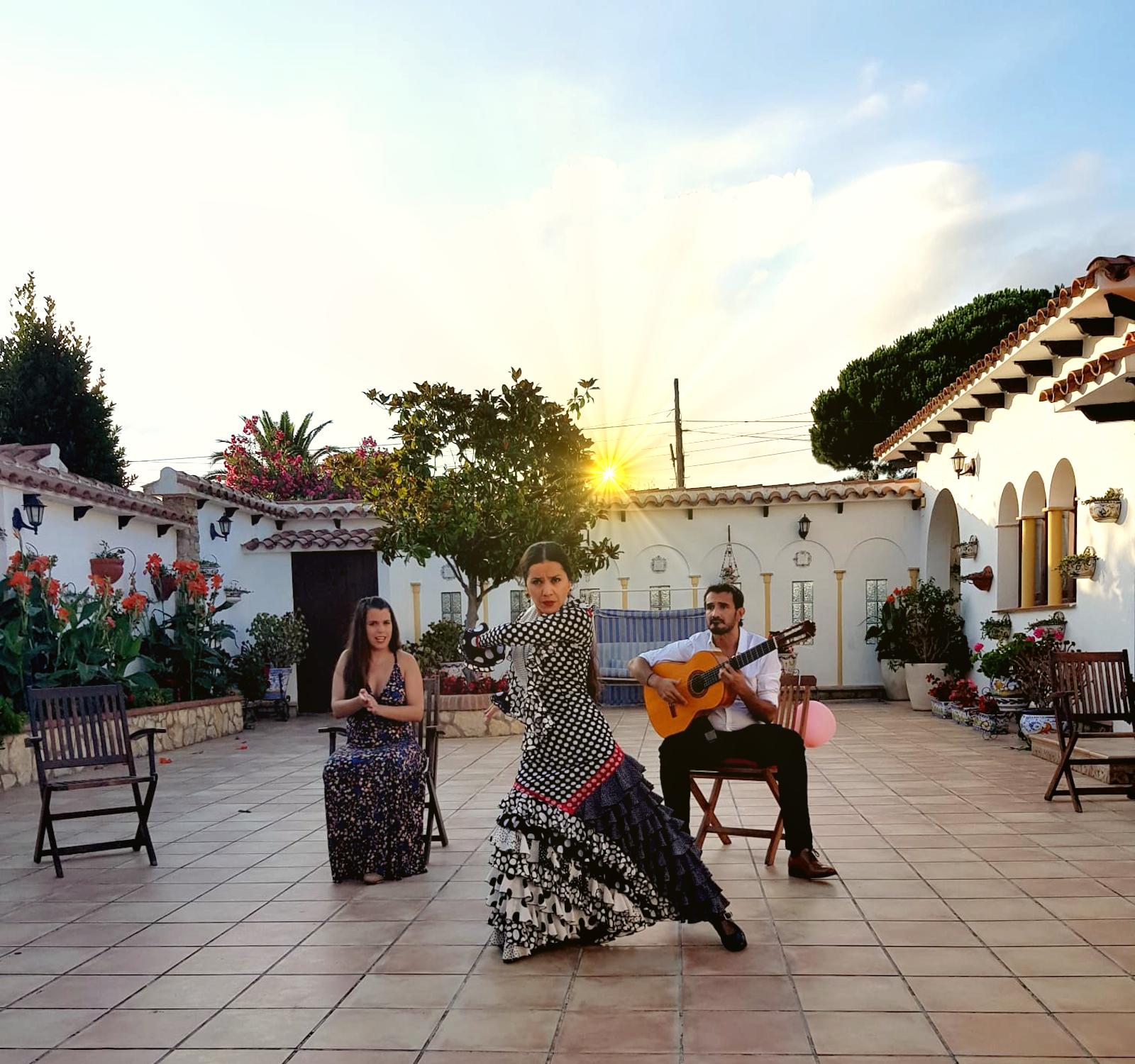 Reservar y contratar espectáculo privado de flamenco
