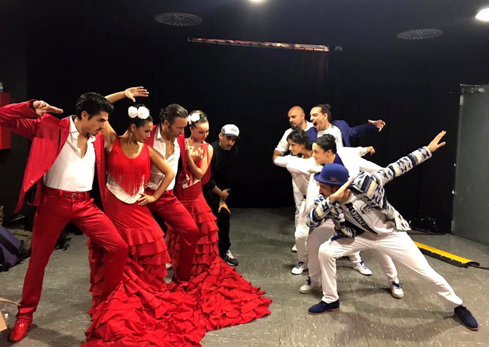 Show de Flamenco Hip Hop